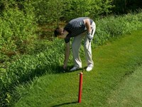 penalty area golf biodiversiteit